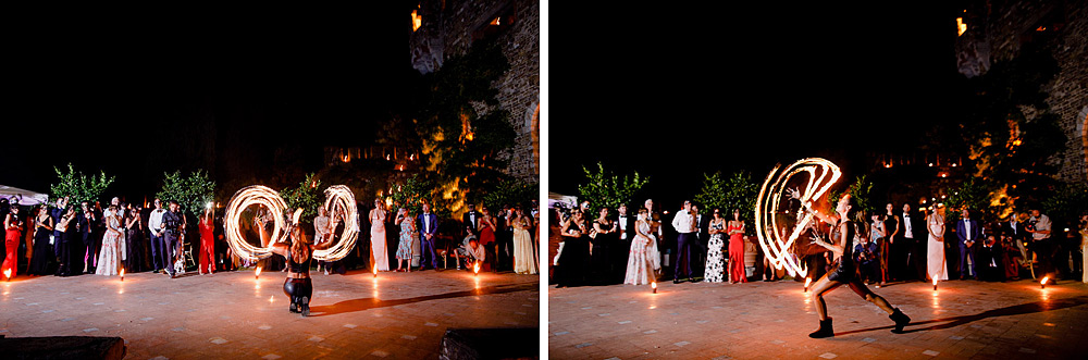ART AND NATURE FOR A WEDDING AT CASTELLO VINCIGLIATA :: Luxury wedding photography - 51