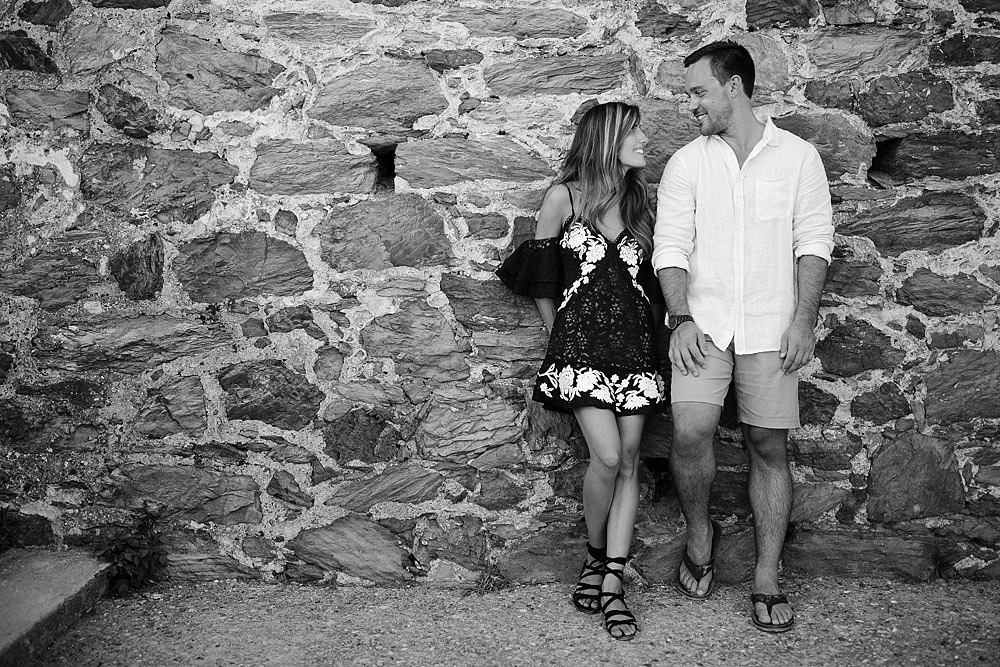 CINQUE TERRE COUPLE PORTRAIT AT MANAROLA