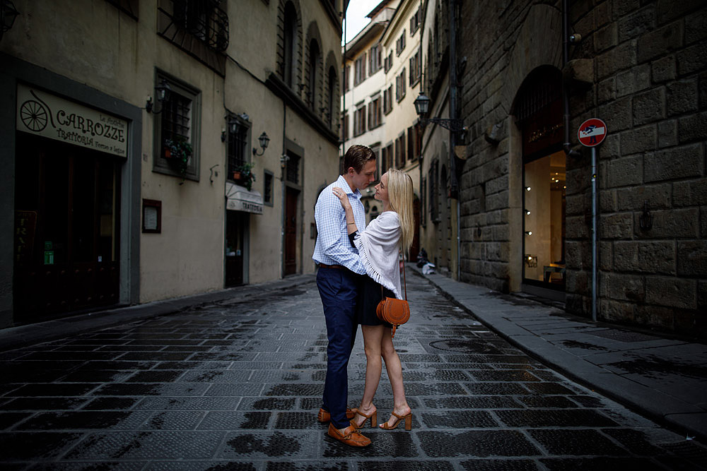 HONEYMOON IN THE HISTORIC CENTRE OF FLORENCE TUSCANY :: Luxury wedding photography - 8