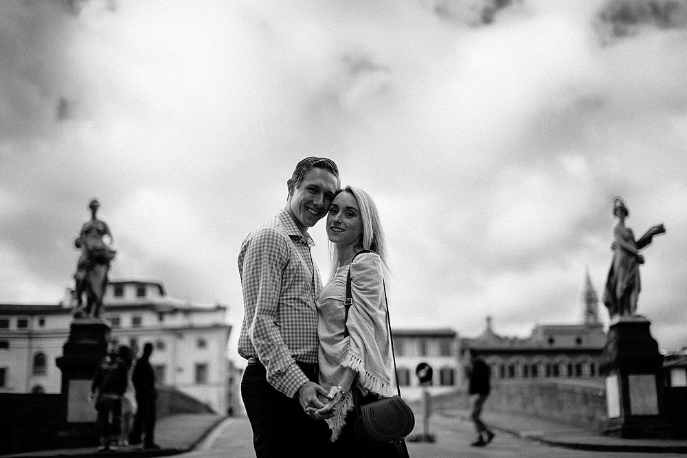 HONEYMOON IN THE HISTORIC CENTRE OF FLORENCE TUSCANY :: Luxury wedding photography - 12