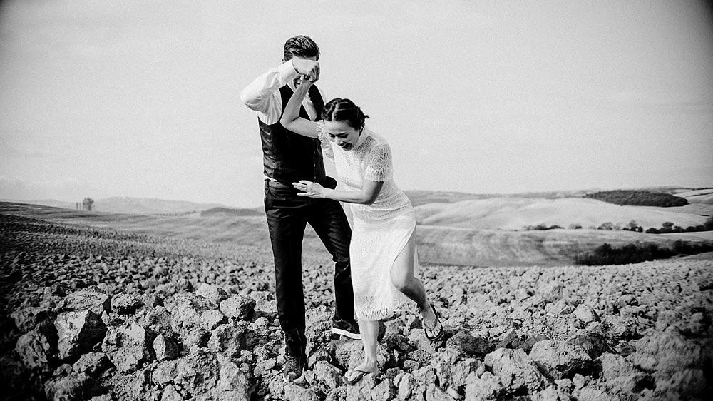 Destination wedding in Val d'Orcia by Borgo Castelvecchio :: Luxury wedding photography - 6