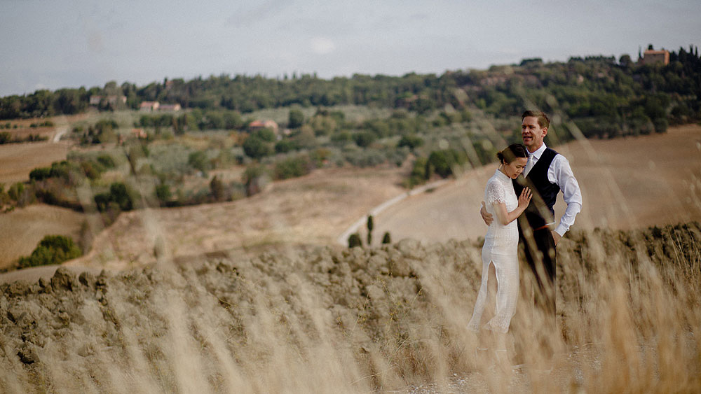 Destination wedding in Val d'Orcia by Borgo Castelvecchio :: Luxury wedding photography - 9