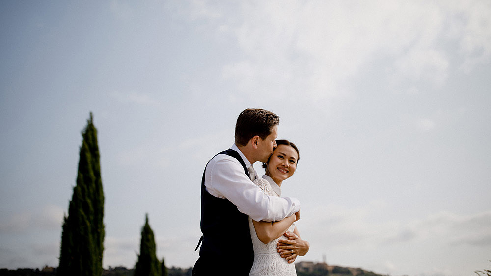 Destination wedding in Val d'Orcia by Borgo Castelvecchio :: Luxury wedding photography - 10