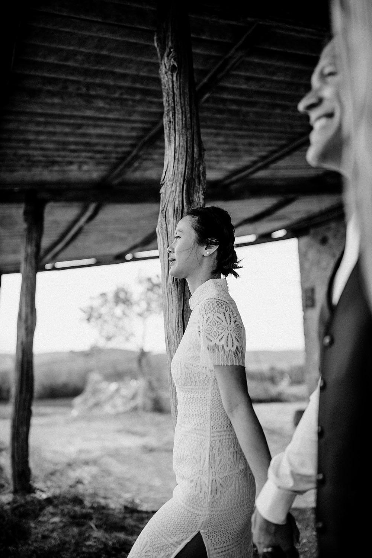 Destination wedding in Val d'Orcia by Borgo Castelvecchio :: Luxury wedding photography - 12