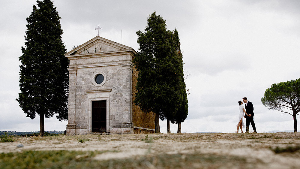 Destination wedding in Val d'Orcia by Borgo Castelvecchio :: Luxury wedding photography - 17