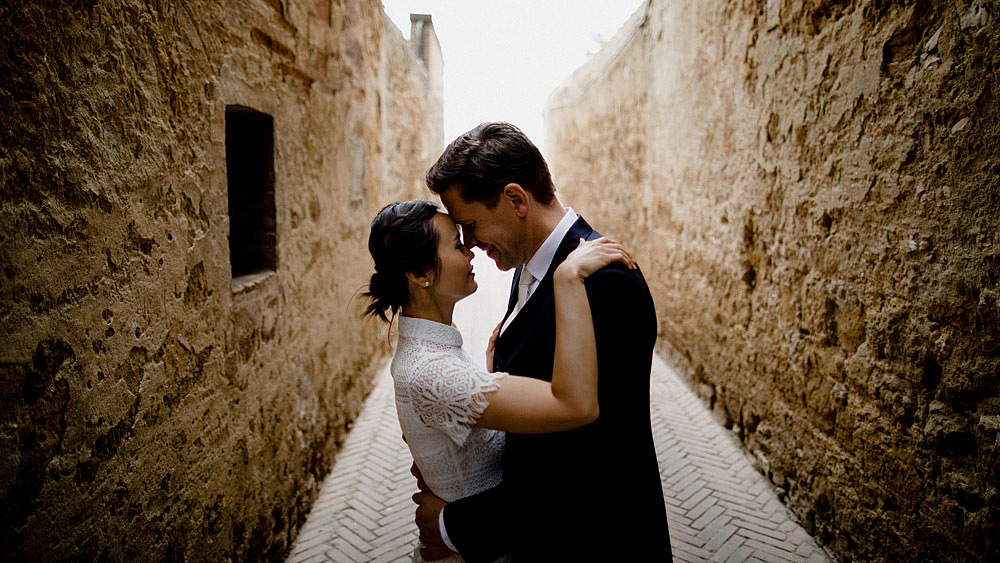 BORGO CASTELVECCHIO DESTINATION WEDDING IN VAL D'ORCIA :: Luxury wedding photography - 20