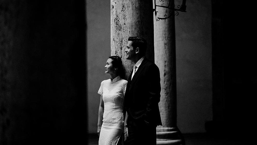 Destination wedding in Val d'Orcia by Borgo Castelvecchio :: Luxury wedding photography - 24