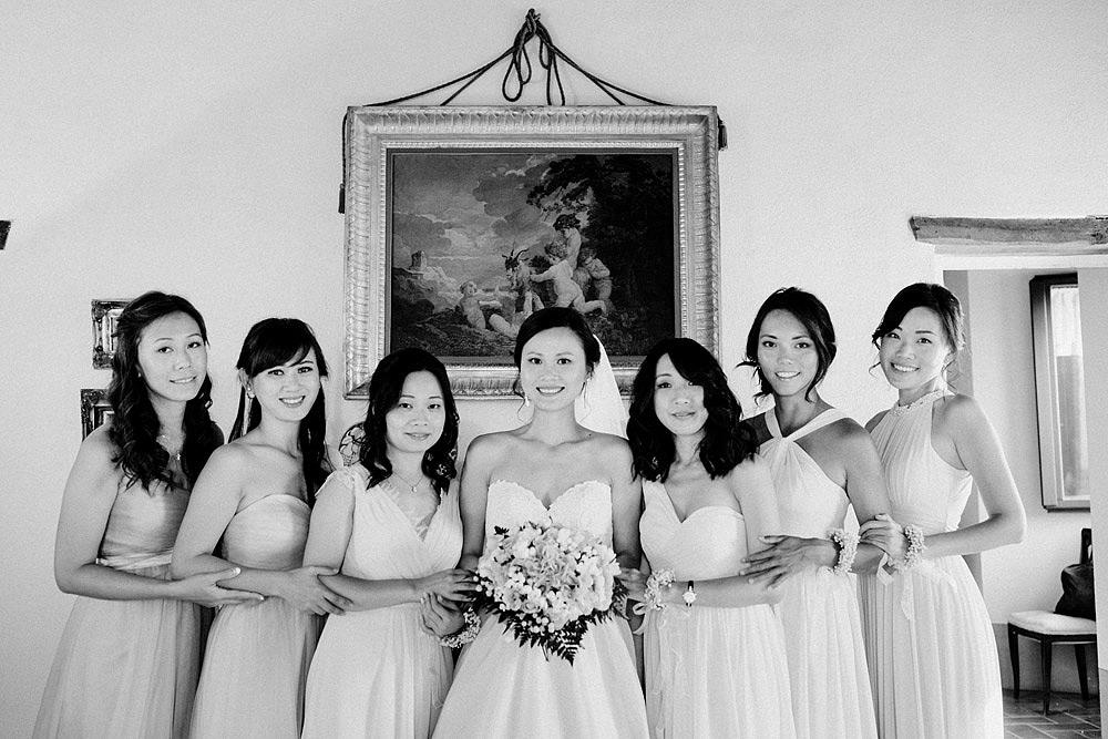 Destination wedding in Val d'Orcia by Borgo Castelvecchio :: Luxury wedding photography - 38