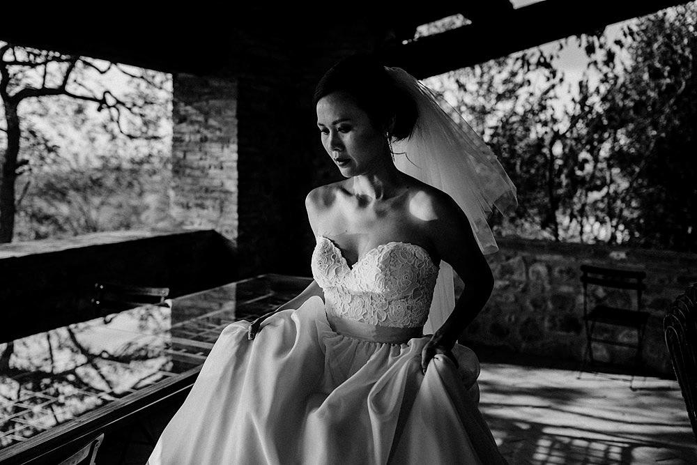 Destination wedding in Val d'Orcia by Borgo Castelvecchio :: Luxury wedding photography - 40