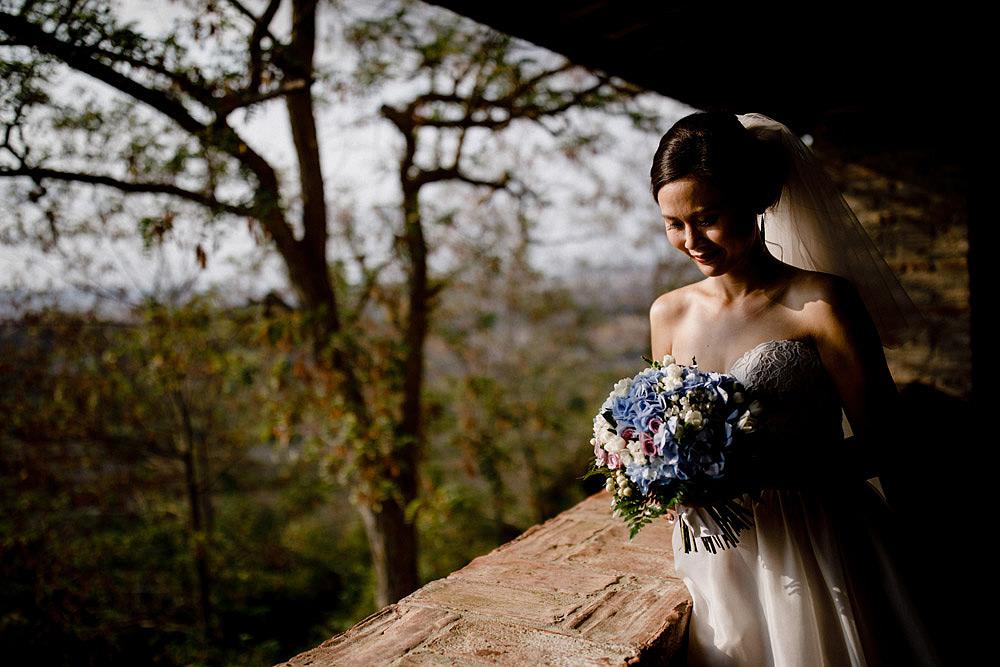 Destination wedding in Val d'Orcia by Borgo Castelvecchio :: Luxury wedding photography - 41