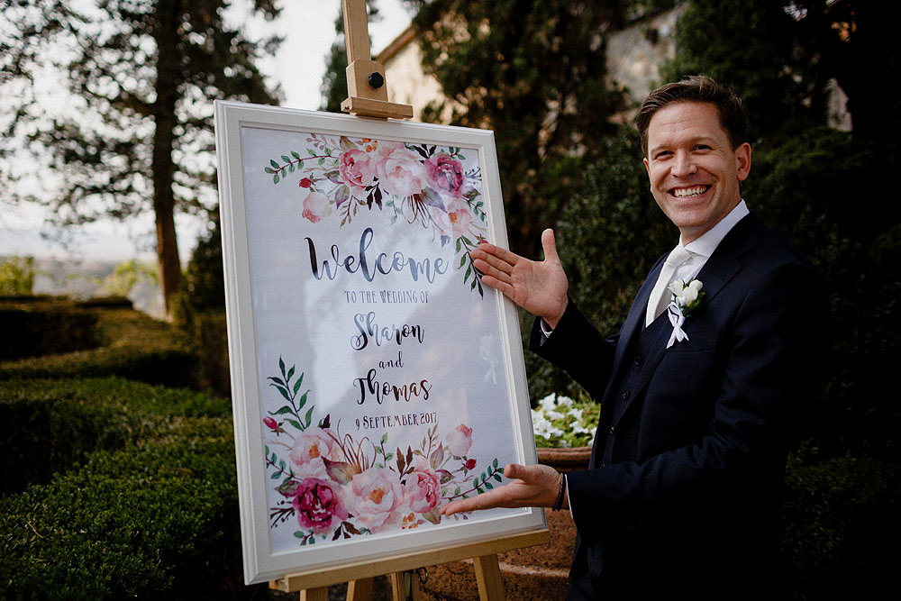 Destination wedding in Val d'Orcia by Borgo Castelvecchio :: Luxury wedding photography - 42