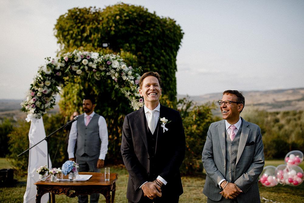Destination wedding in Val d'Orcia by Borgo Castelvecchio :: Luxury wedding photography - 45