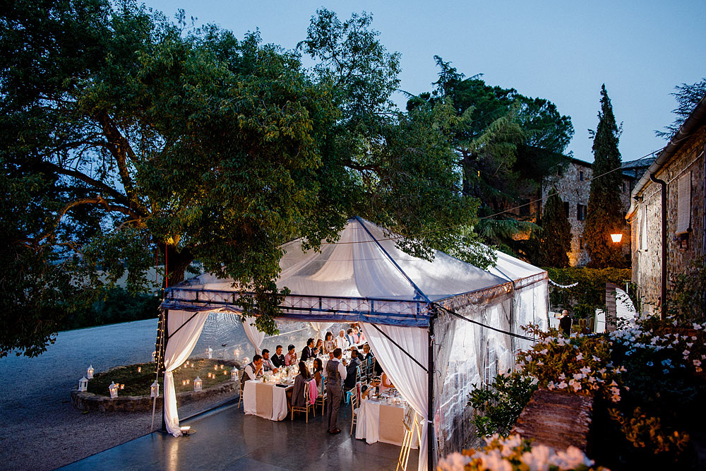 Destination wedding in Val d'Orcia by Borgo Castelvecchio :: Luxury wedding photography - 63