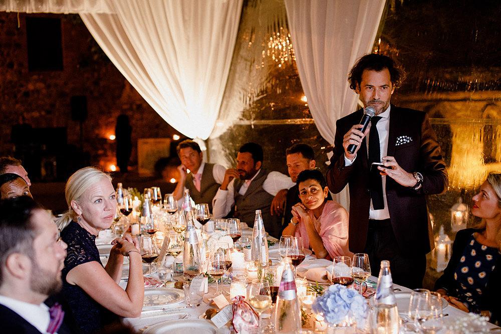 Destination wedding in Val d'Orcia by Borgo Castelvecchio :: Luxury wedding photography - 67