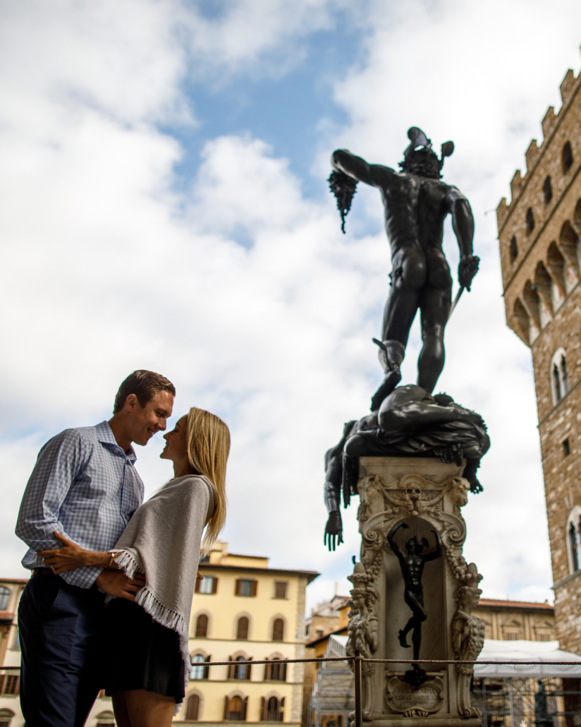 HONEYMOON IN THE HISTORIC CENTRE OF FLORENCE TUSCANY
