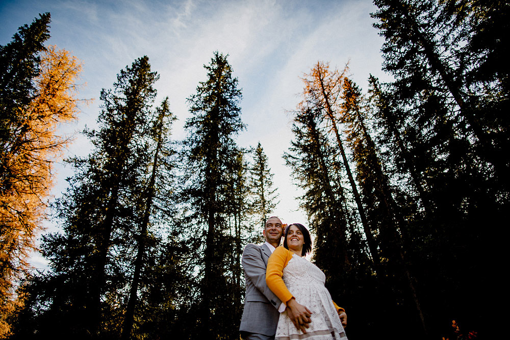 Wedding in Autumn Rustic and Vintage at Passo Giau :: Luxury wedding photography - 15