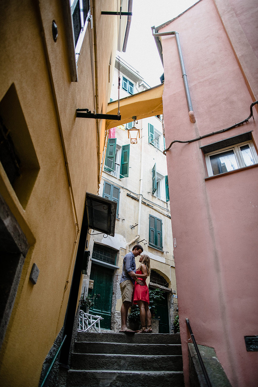 WEDDING ANNIVERSARY IN THE MAGNIFICENT CINQUE TERRE