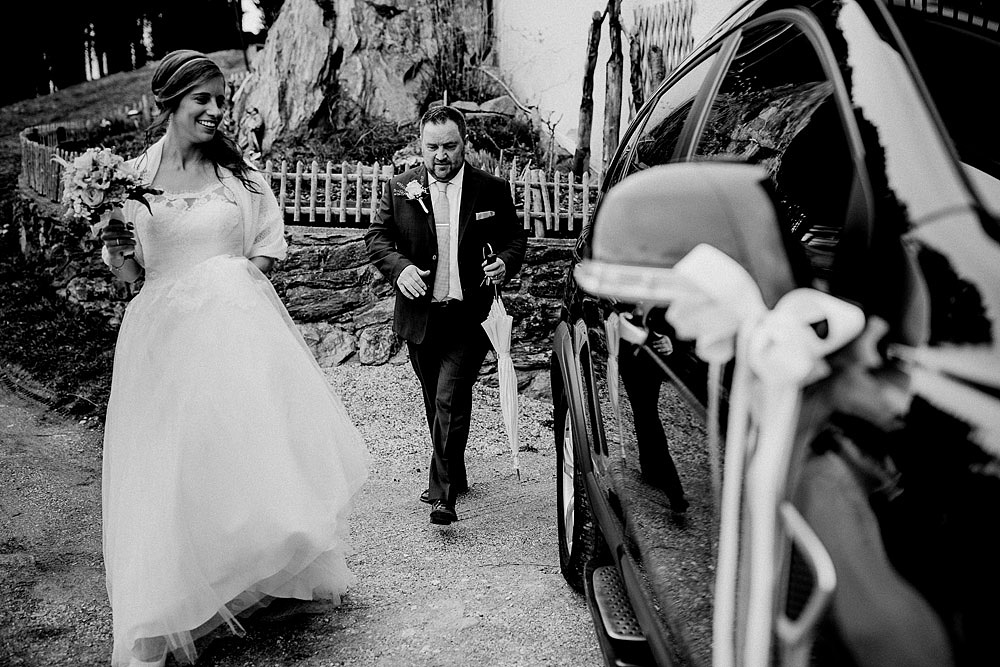 MAREBBE VAL BADIA MATRIMONIO IN UNA LOCATION DA SOGNO :: Luxury wedding photography - 11
