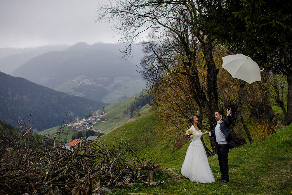MAREBBE VAL BADIA MATRIMONIO IN UNA LOCATION DA SOGNO :: Luxury wedding photography - 27