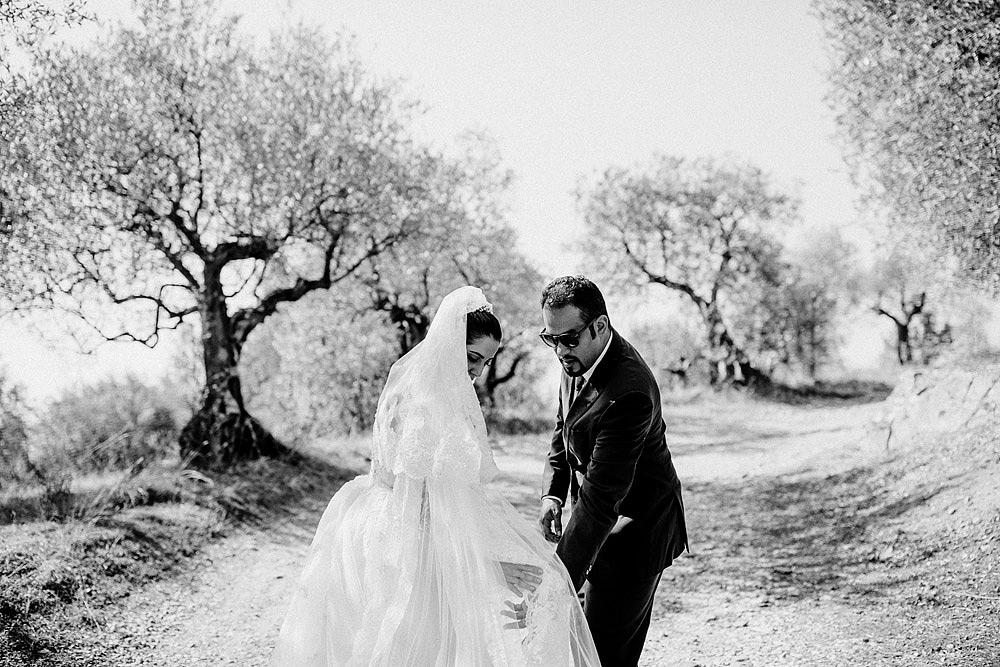 HONEYMOON PHOTO SESSION IN FLORENCE TUSCANY :: Luxury wedding photography - 3
