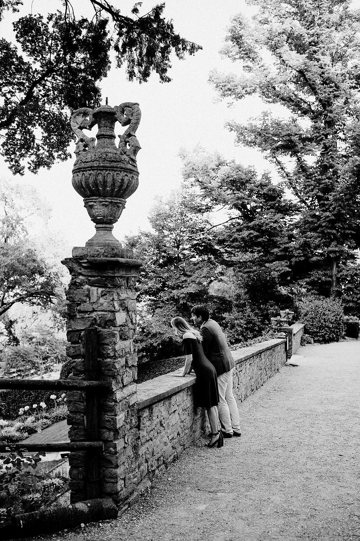 VILLA BARDINI RITRATTO DI COPPIA A FIRENZE CITTA' DELL'AMORE :: Luxury wedding photography - 4