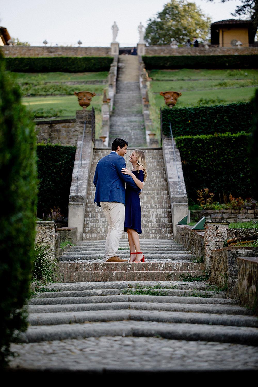 VILLA BARDINI RITRATTO DI COPPIA A FIRENZE CITTA' DELL'AMORE :: Luxury wedding photography - 6