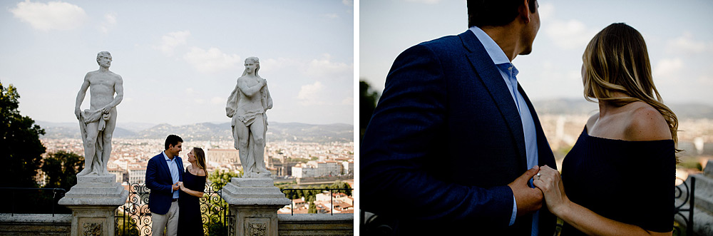 VILLA BARDINI COUPLE PORTRAIT IN FLORENCE CITY OF LOVE :: Luxury wedding photography - 1