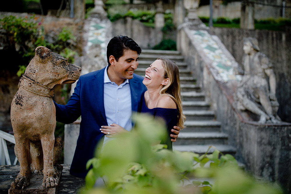 VILLA BARDINI COUPLE PORTRAIT IN FLORENCE CITY OF LOVE :: Luxury wedding photography - 7