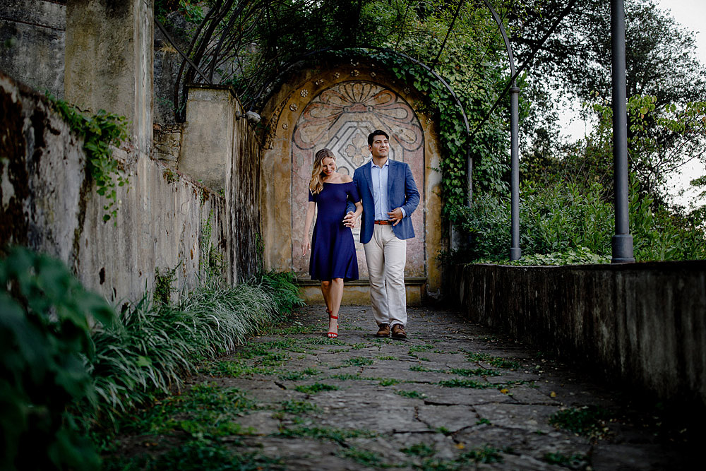 VILLA BARDINI COUPLE PORTRAIT IN FLORENCE CITY OF LOVE :: Luxury wedding photography - 8