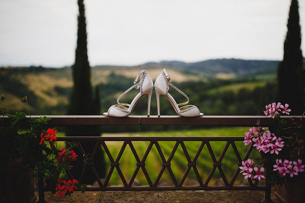 TENUTA DI STICCIANO MATRIMONIO NEL CUORE DEL CHIANTI :: Luxury wedding photography - 1