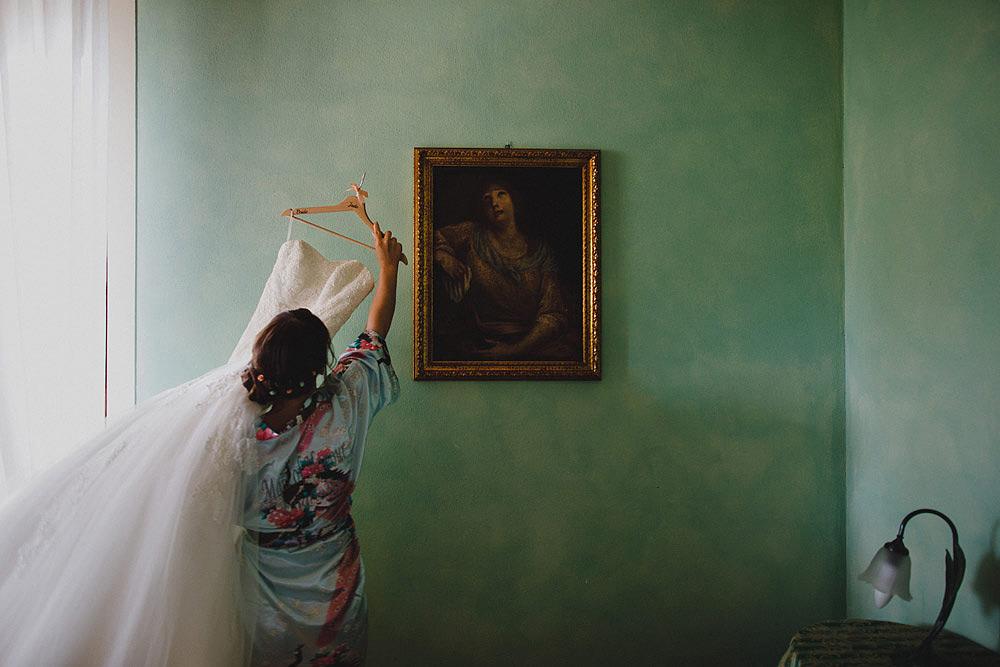 TENUTA DI STICCIANO MATRIMONIO NEL CUORE DEL CHIANTI :: Luxury wedding photography - 3