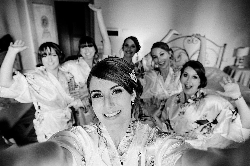 TENUTA DI STICCIANO MATRIMONIO NEL CUORE DEL CHIANTI :: Luxury wedding photography - 12