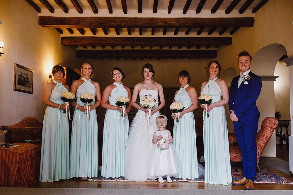 TENUTA DI STICCIANO MATRIMONIO NEL CUORE DEL CHIANTI :: Luxury wedding photography - 20