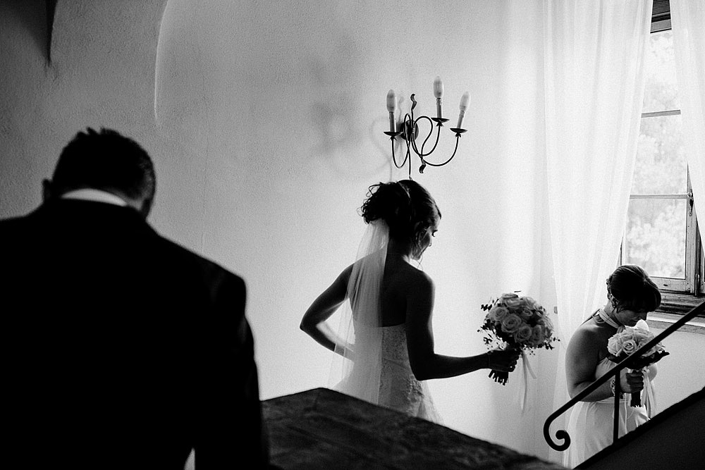 TENUTA DI STICCIANO MATRIMONIO NEL CUORE DEL CHIANTI :: Luxury wedding photography - 21