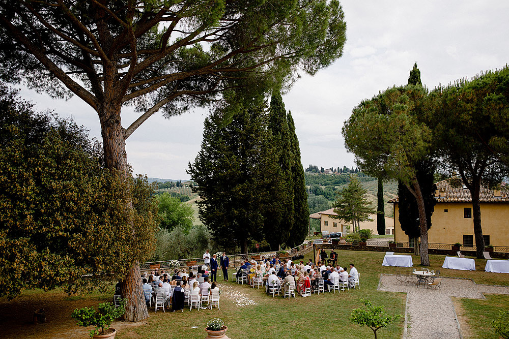 TENUTA DI STICCIANO MATRIMONIO NEL CUORE DEL CHIANTI :: Luxury wedding photography - 22