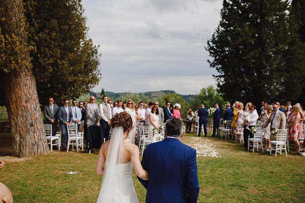 TENUTA DI STICCIANO MATRIMONIO NEL CUORE DEL CHIANTI :: Luxury wedding photography - 24