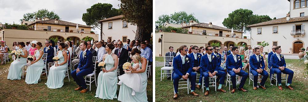 TENUTA DI STICCIANO MATRIMONIO NEL CUORE DEL CHIANTI :: Luxury wedding photography - 26