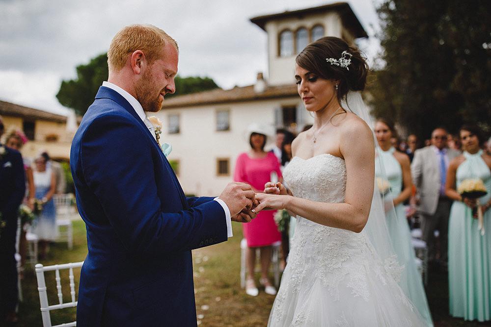 TENUTA DI STICCIANO MATRIMONIO NEL CUORE DEL CHIANTI :: Luxury wedding photography - 29