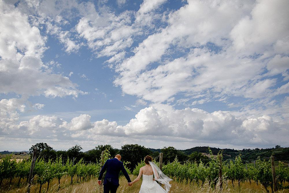 TENUTA DI STICCIANO MATRIMONIO NEL CUORE DEL CHIANTI :: Luxury wedding photography - 38