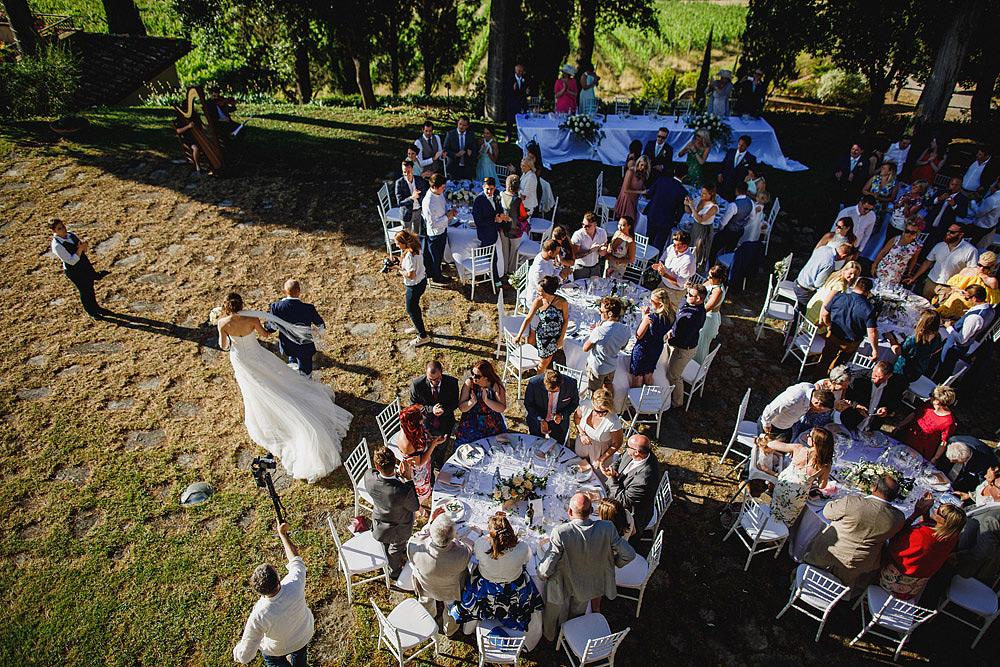 TENUTA DI STICCIANO MATRIMONIO NEL CUORE DEL CHIANTI :: Luxury wedding photography - 45