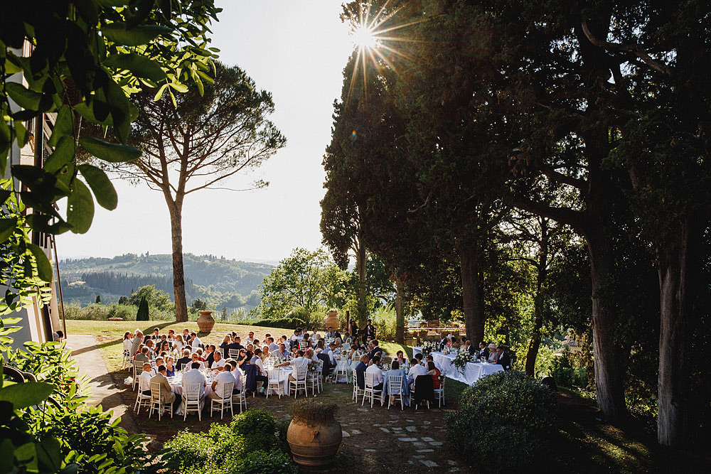 TENUTA DI STICCIANO MATRIMONIO NEL CUORE DEL CHIANTI :: Luxury wedding photography - 46