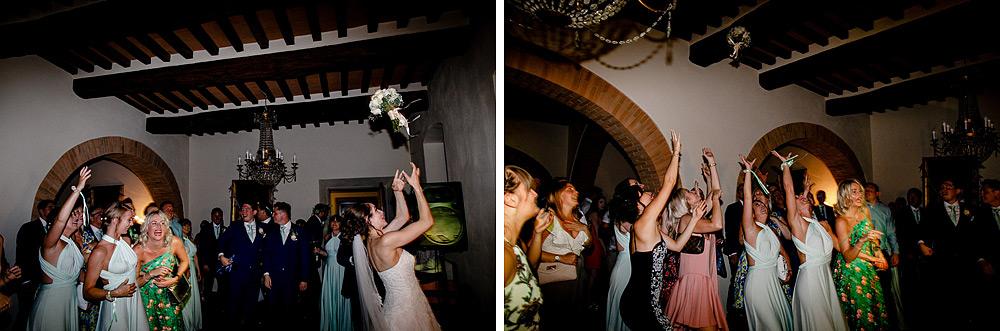 TENUTA DI STICCIANO MATRIMONIO NEL CUORE DEL CHIANTI :: Luxury wedding photography - 52