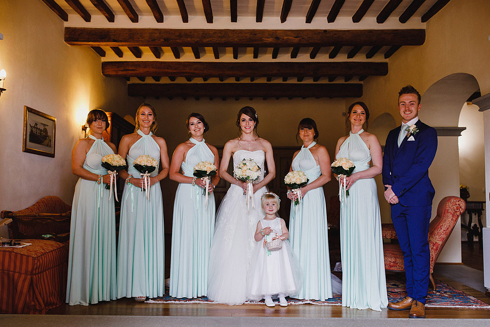 TENUTA DI STICCIANO WEDDING IN THE HEART OF CHIANTI :: Luxury wedding photography - 20