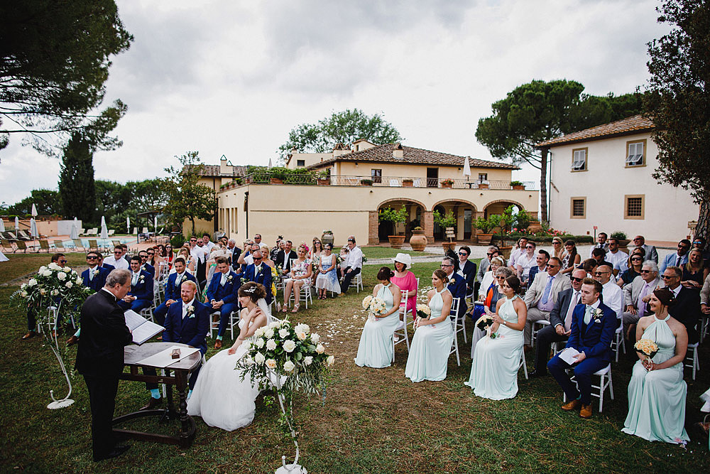 TENUTA DI STICCIANO WEDDING IN THE HEART OF CHIANTI :: Luxury wedding photography - 25