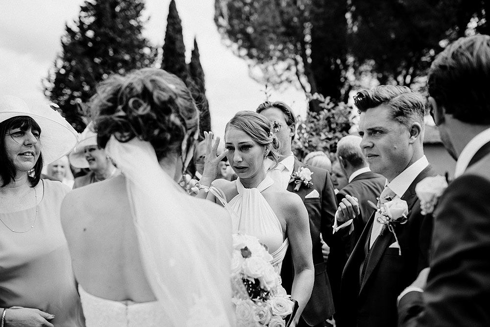 TENUTA DI STICCIANO WEDDING IN THE HEART OF CHIANTI :: Luxury wedding photography - 32
