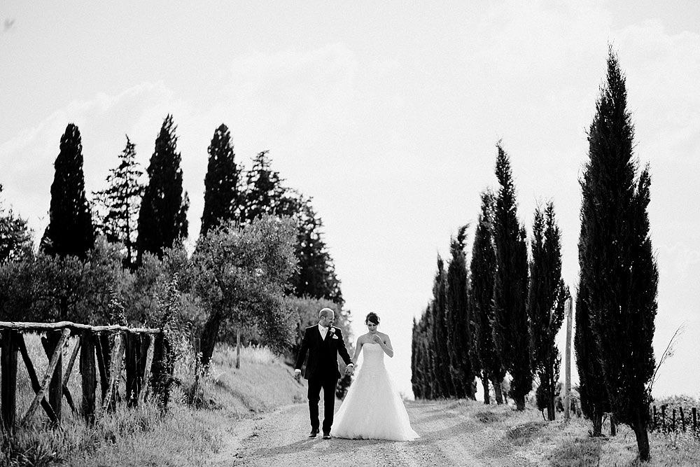 TENUTA DI STICCIANO WEDDING IN THE HEART OF CHIANTI :: Luxury wedding photography - 41