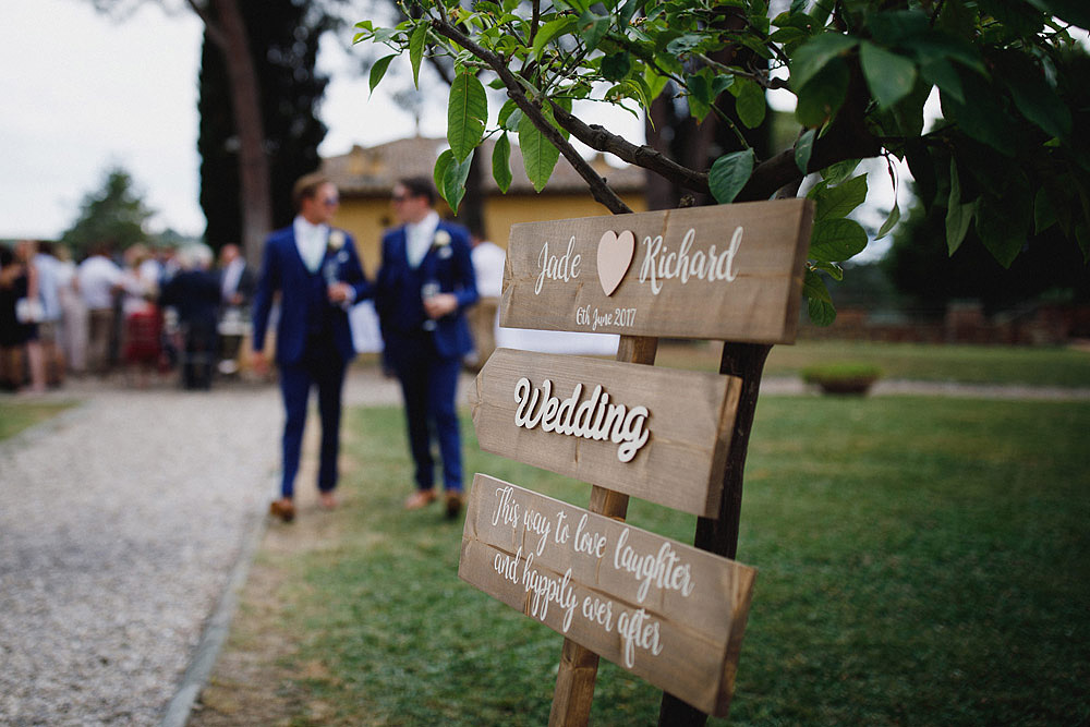 TENUTA DI STICCIANO WEDDING IN THE HEART OF CHIANTI :: Luxury wedding photography - 42