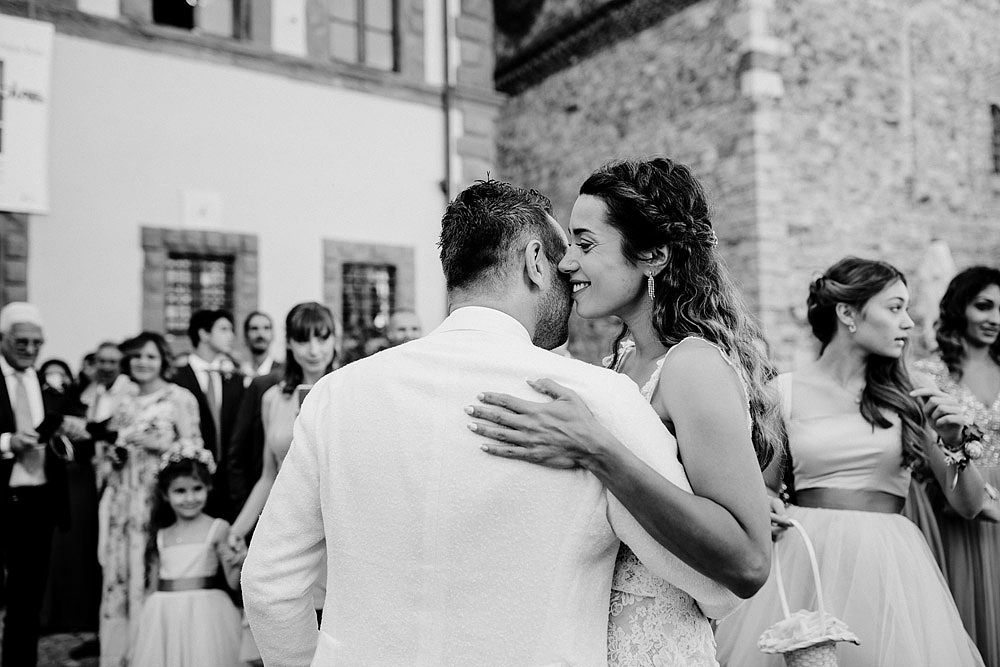 SAN DONATO MATRIMONIO TRA LE COLLINE DEL CHIANTI TOSCANA :: Luxury wedding photography - 22