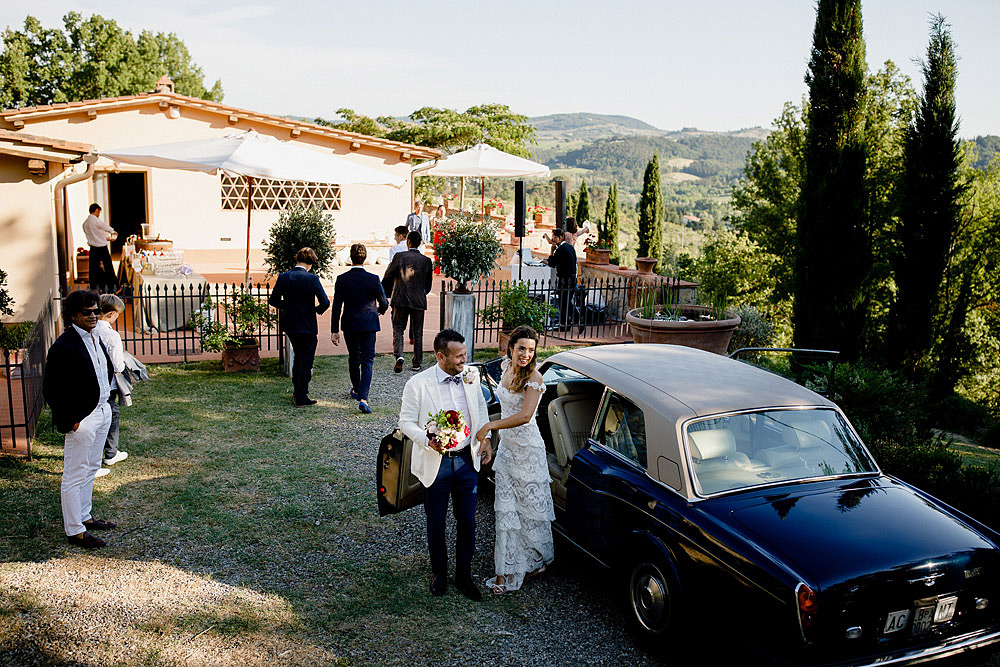 SAN DONATO MATRIMONIO TRA LE COLLINE DEL CHIANTI TOSCANA :: Luxury wedding photography - 32
