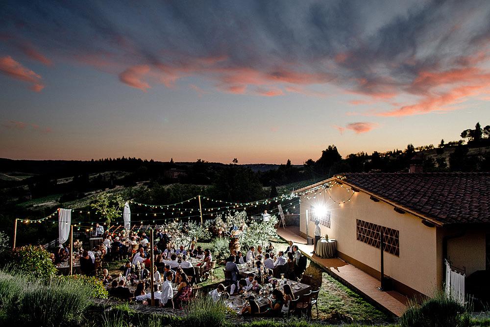 SAN DONATO MATRIMONIO TRA LE COLLINE DEL CHIANTI TOSCANA :: Luxury wedding photography - 47